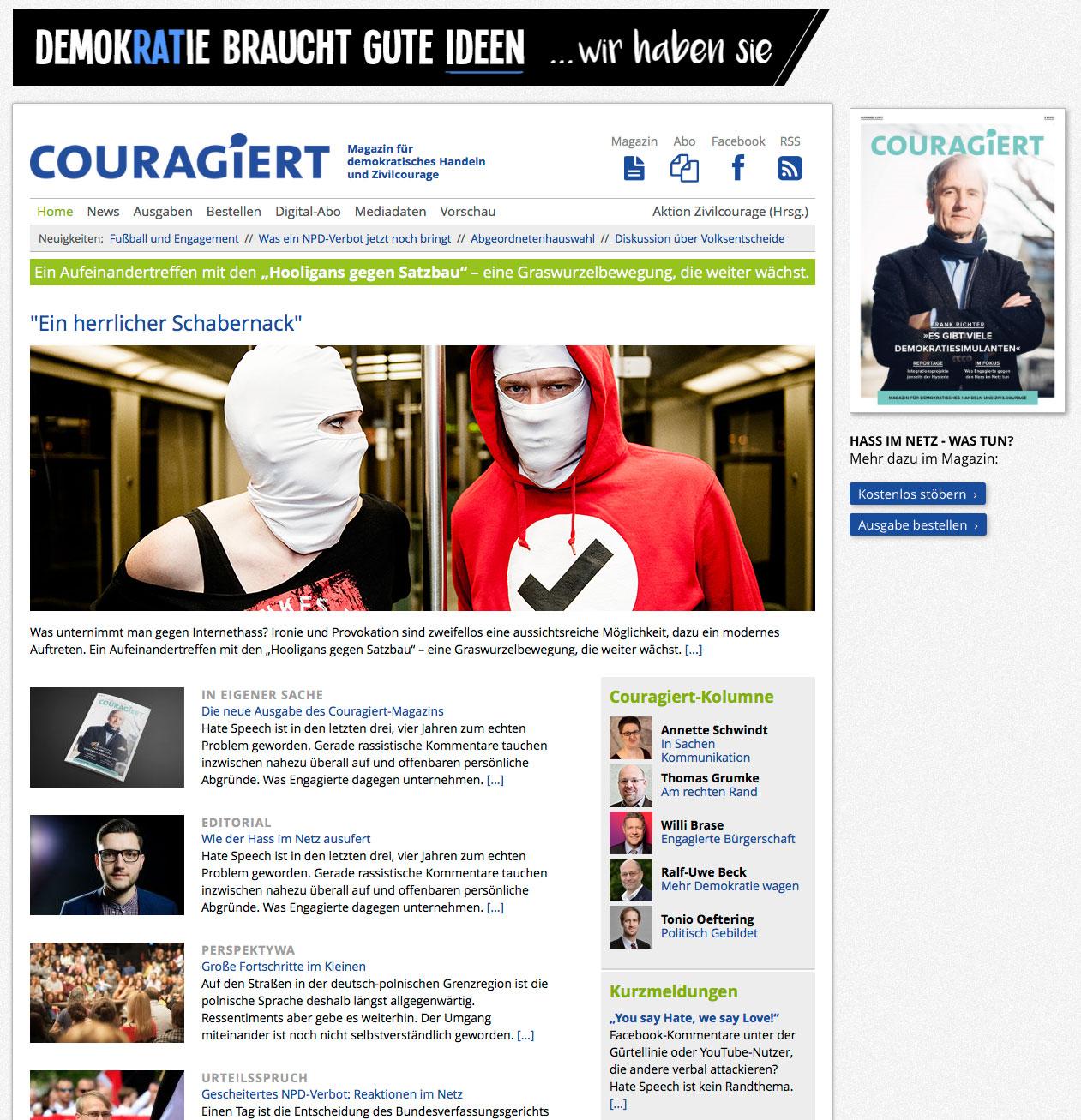 couragiert-magazin